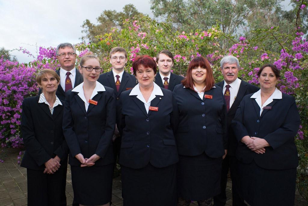 Funeral directors perth